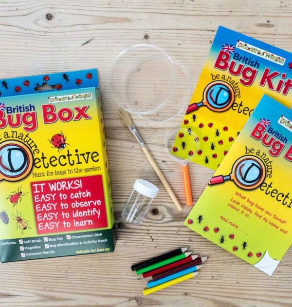 Buy British bug hunting kit